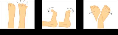 筋ポンプ体操のやり方